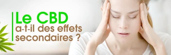 CBD : a-t-il des effets secondaires ?