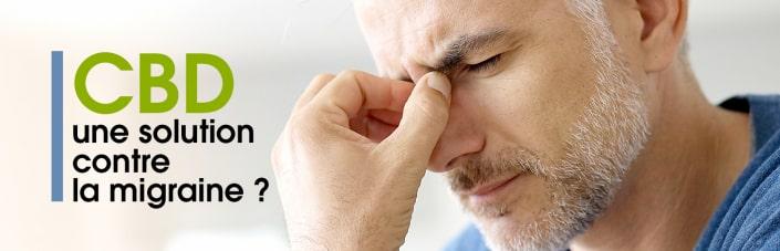 Aide Cbd : une solution contre la migraine ?