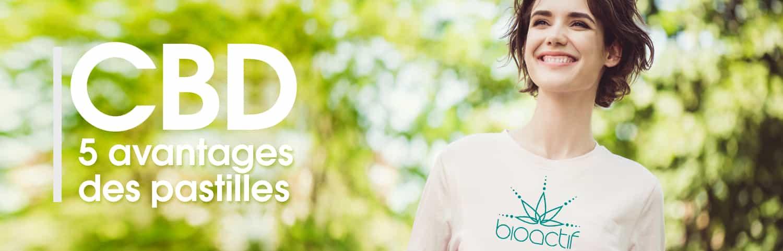 Cbd : 5 Avantages Des Pastilles