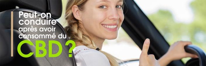 Consommation de cbd et conduite véhicule ?