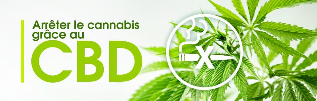 arrêter le cannabis grâce au cbd