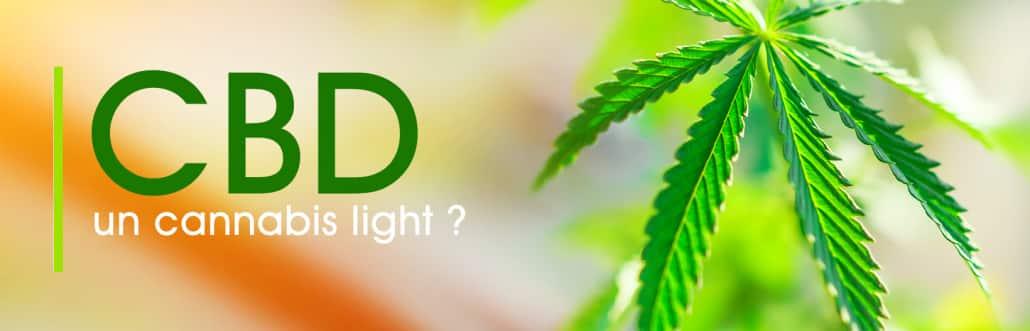 Cbd = cannabis light ?