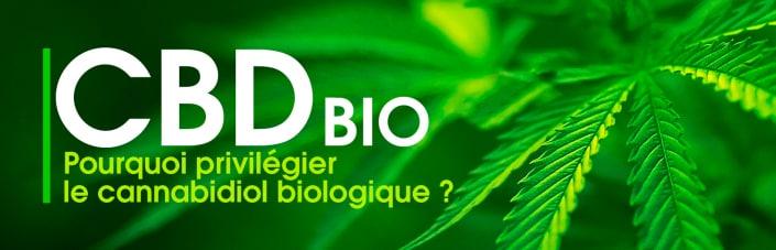 Cannabidiol biologique (cbd bio)