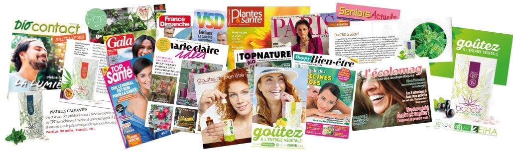 bioactif pastilles cbd france presse septembre2021